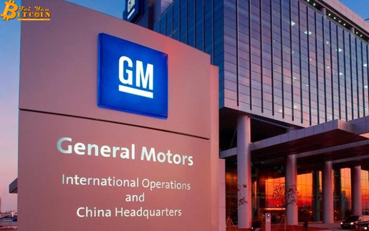 General Motors xem xét thanh toán bằng Bitcoin