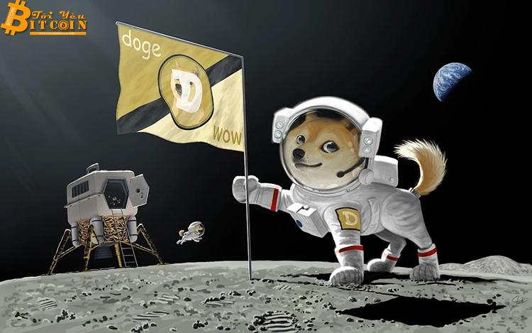 DOGE tăng 10% sau dòng tweet của Elon Musk