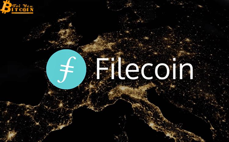 Giá Filecoin (FIL) tăng vọt 42%, lọt top 9 tiền điện tử lớn nhất thế giới