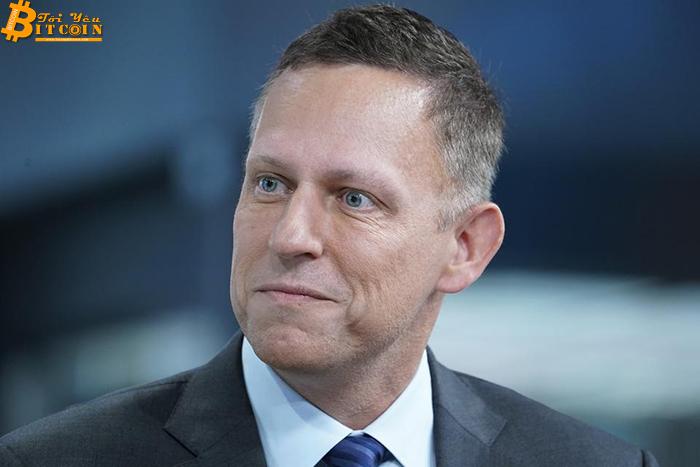 """Peter Thiel: Trung Quốc sử dụng Bitcoin làm """"vũ khí tài chính"""" chống lại Hoa Kỳ"""