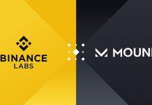 Binance Labs đầu tư 1,6 triệu USD vào dự án Mound