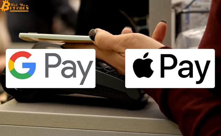 Người dùng Gemini hiện có thể mua Bitcoin bằng Apple Pay và Google Pay