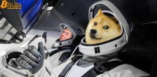 Elon Musk lại thổi giá Dogecoin