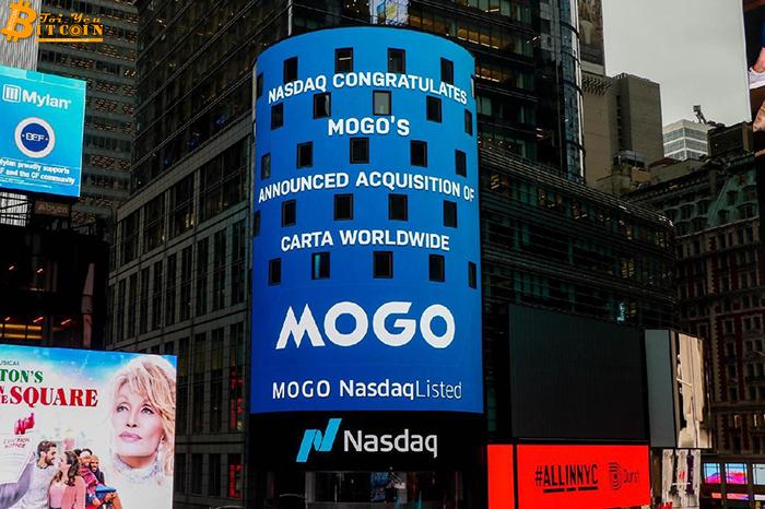 Mogo mua nửa triệu USD Ethereum, có kế hoạch rót 5% tiền mặt vào tiền điện tử