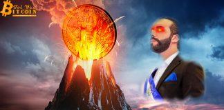 Tổng thống El Salvador muốn sử dụng núi lửa để khai thác Bitcoin