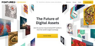 Binance X ra mắt nền tảng NFT hàng đầu Featured by Binance