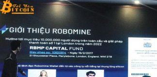 Dự án tiền ảo Robomine có dấu hiệu lừa đảo, hàng trăm nhà đầu tư kêu trời khi lỡ rót hàng tỷ đồng