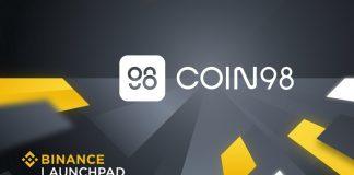 Coin98 Finance sẽ chào bán token C98 trên Binance Launchpad