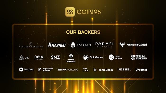 Nhà đầu tư Coin98
