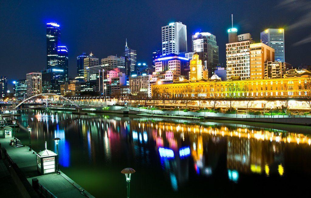 Melbourne dalam 24 jam