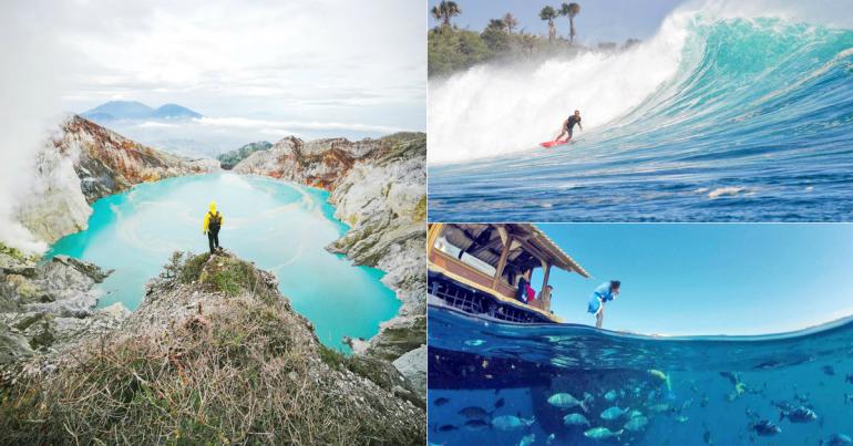 Inilah 10 Tempat Wisata Di Banyuwangi Yang Bisa Menandingi