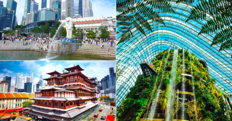 Hasil gambar untuk 3. Lakukan hal gratis di Singapura