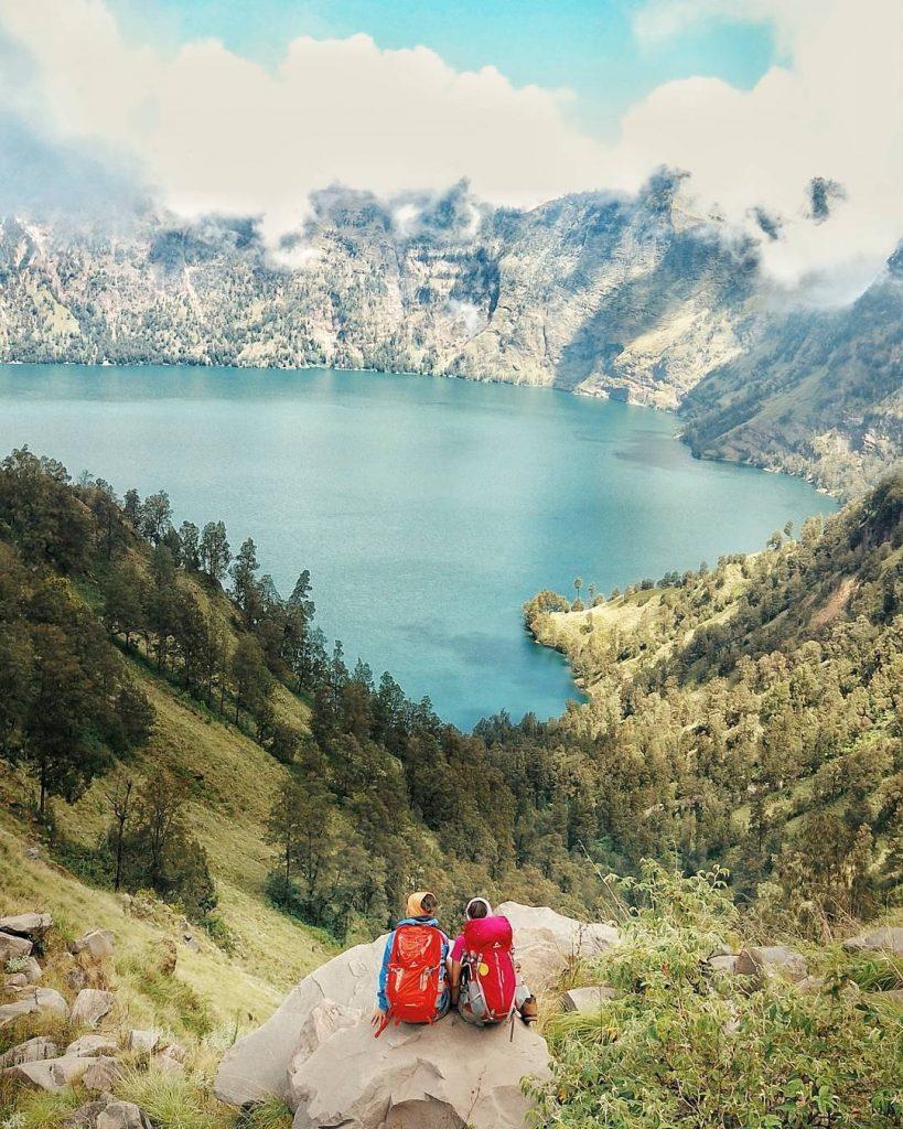 wisata gunung rinjani