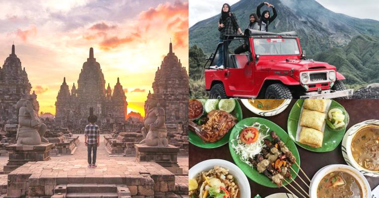 Itinerary Wisata Jogja 4h3m Untuk Kunjungan Pertamamu