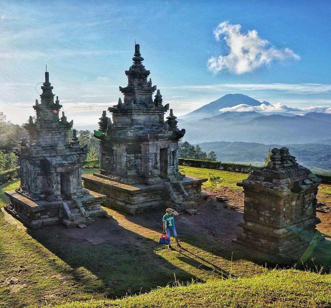Tempat Wisata Terbaru Di Bandungan Semarang