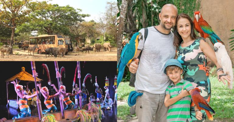 12 Destinasi Wisata Keluarga Di Bali Untuk Liburan Yang Istimewa