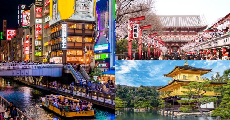Itinerary Wisata Jepang Satu Minggu Bersama Keluarga