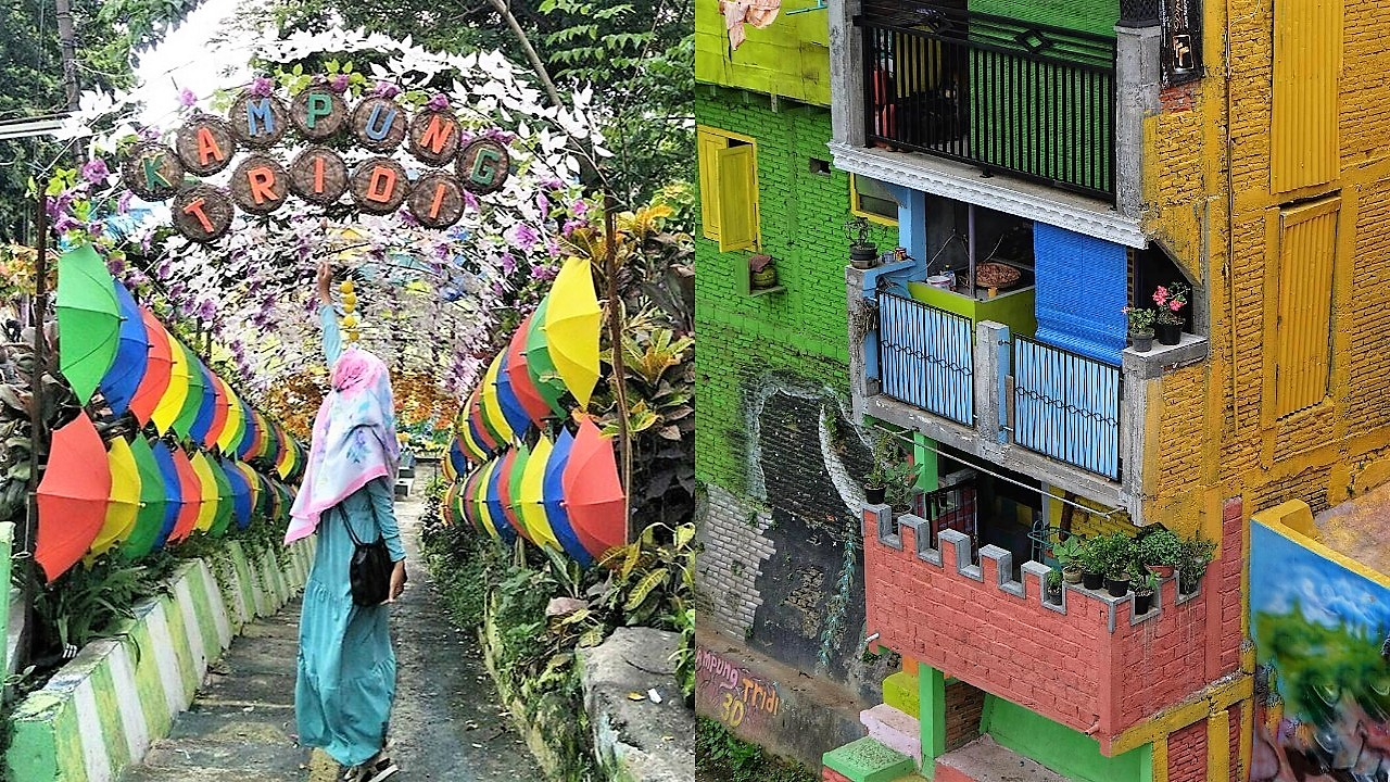 10 Destinasi Wisata Gratis Di Malang Yang Tidak Boleh Dilewatkan