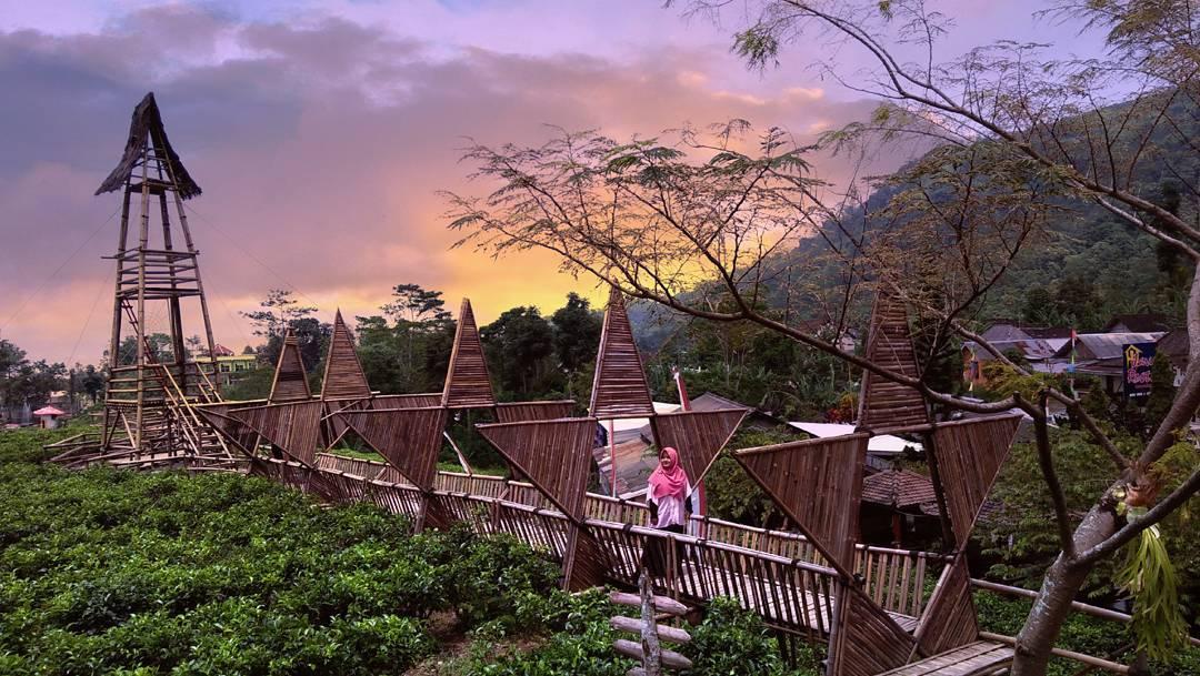 31 Tempat wisata alam di Jogja yang bisa bikin hati adem