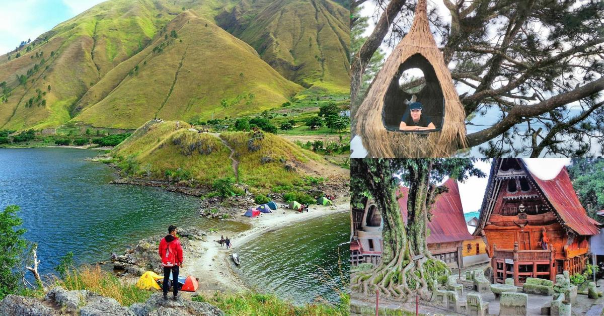 10 Destinasi Wisata Di Danau Toba Yang Keren Dan Instagenik