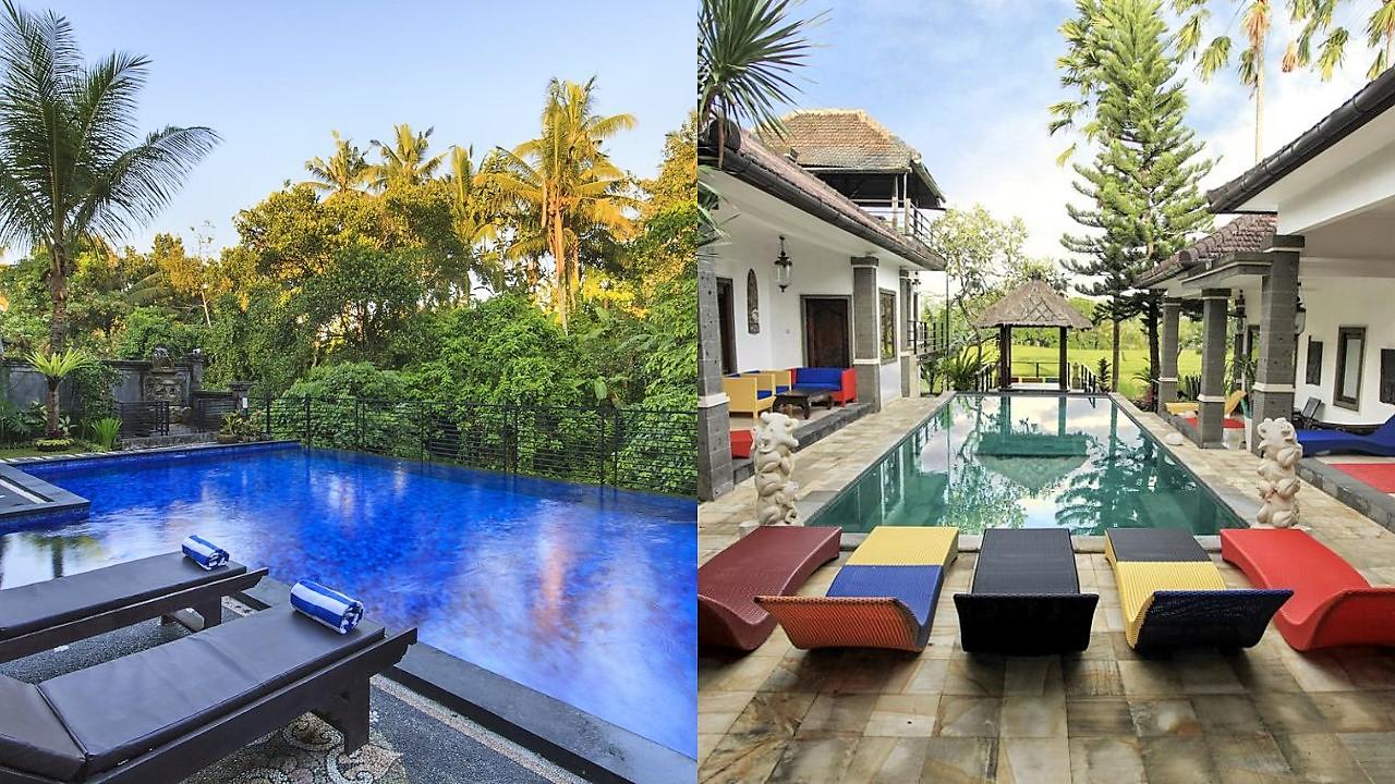 5 Hotel Di Ubud Di Bawah 400 000 Idr Dengan Pool Dan View Keren