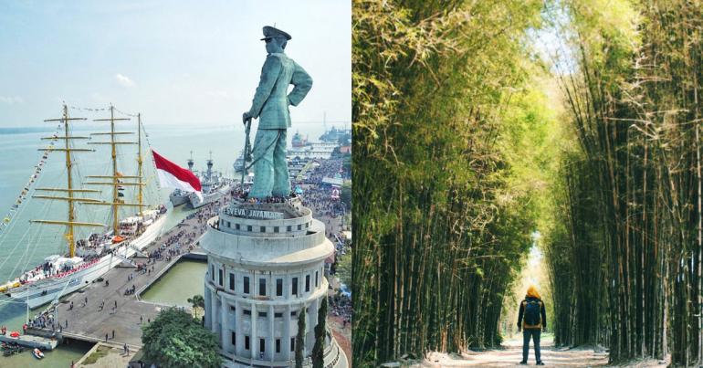14 Destinasi Wisata Gratis Di Surabaya Untuk Liburan Yang Menyenangkan