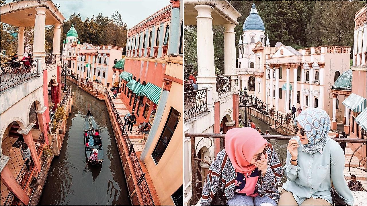 8 Destinasi Wisata Mini Eropa Di Indonesia Yang Harus Kamu