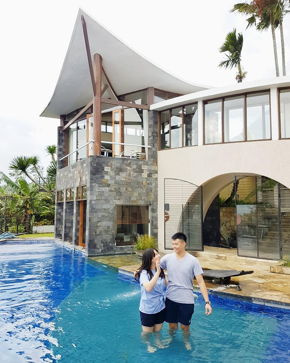 10 Villa Di Malang Dan Batu Yang Istimewa