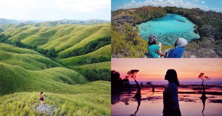 Itinerary Hemat Wisata Sumba 4h3m