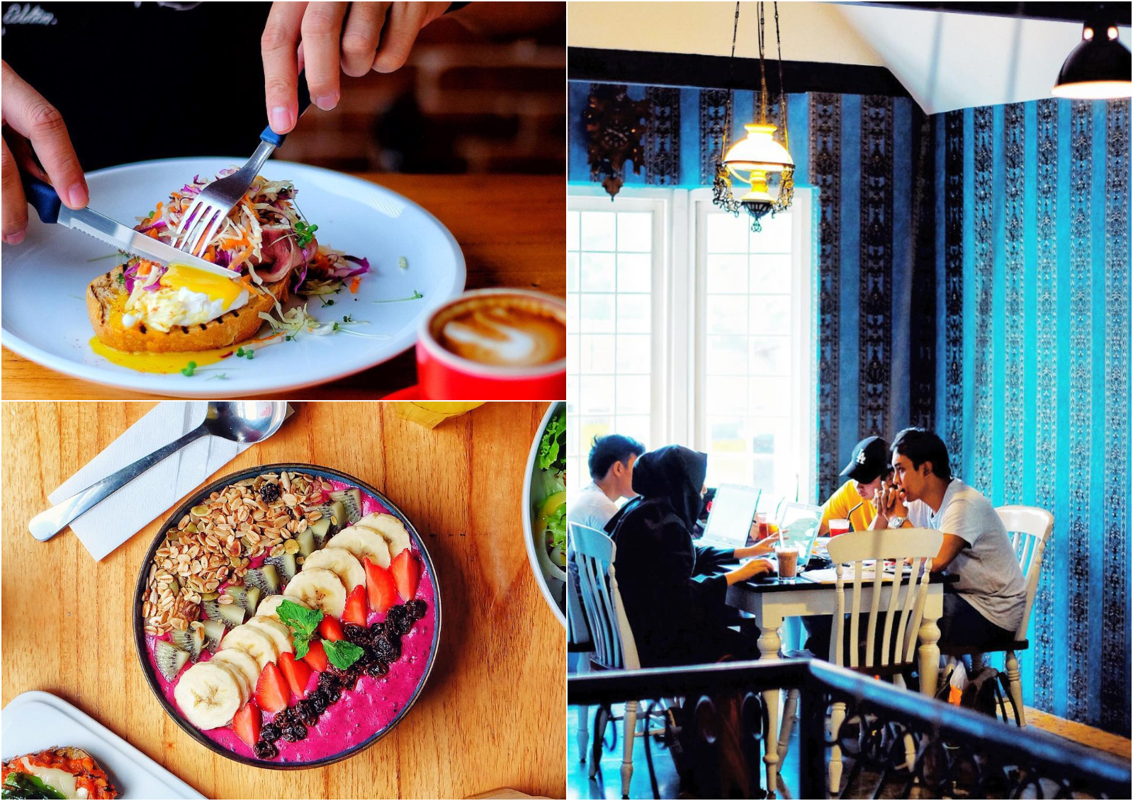 Yogyakarta 11 Cafes To Take Insta Worthy Shots Trip Escapades