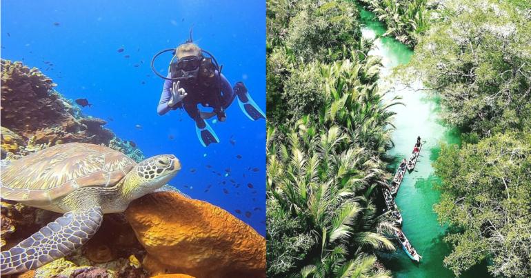 10 Taman Nasional Di Indonesia Yang Tidak Kalah Indah Dari