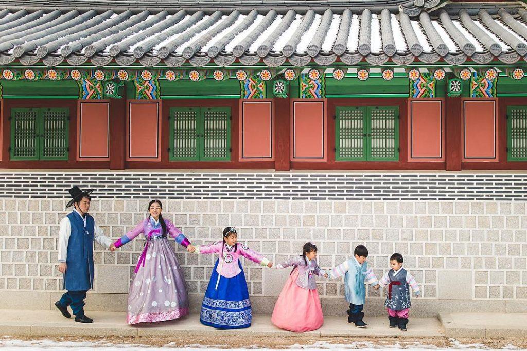 Itinerary Liburan ke Korea Selatan Hemat Bersama Keluarga 5H4M