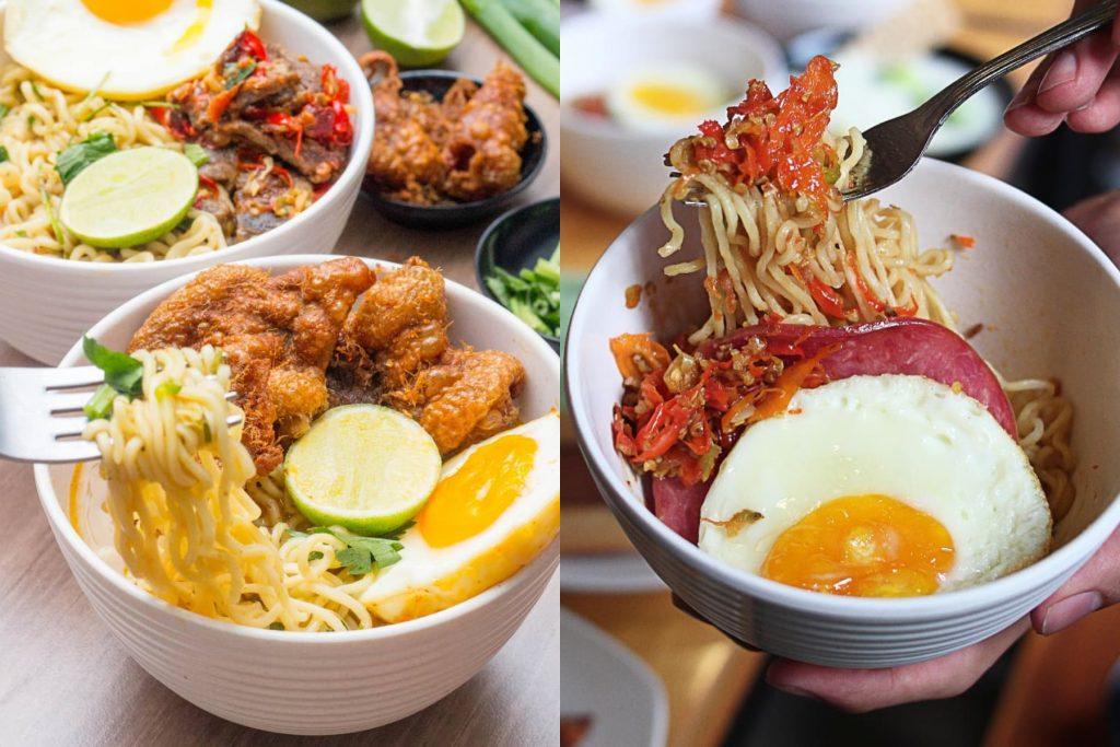 10 Tempat Makan Indomie Kekinian Di Jakarta Yang Ngehits Dan Lezat