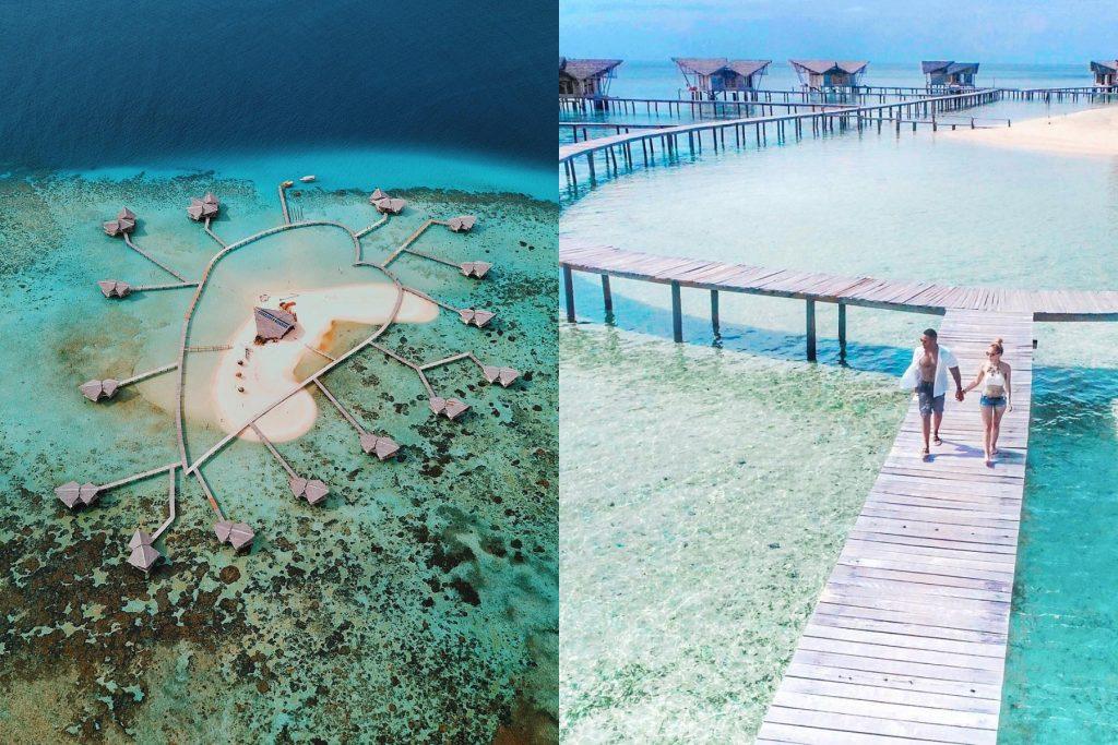 10 tempat romantis di indonesia untuk menikmati bulan madu rh tripzilla id