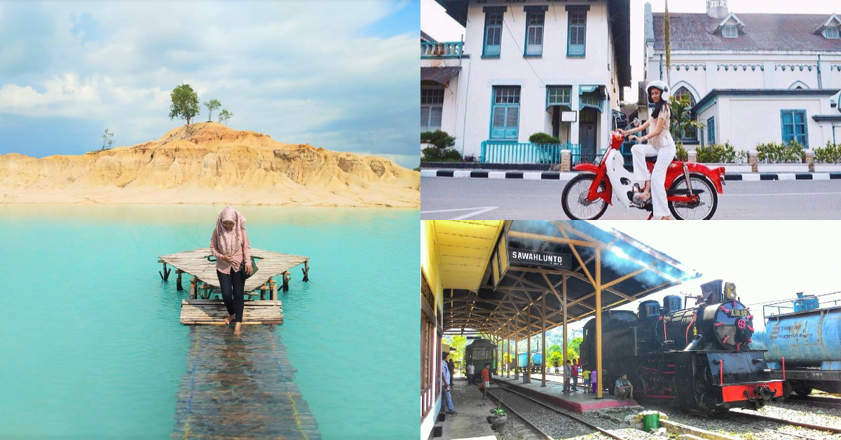 19 Destinasi Wisata Di Sawahlunto Yang Unik Dan Instagenik