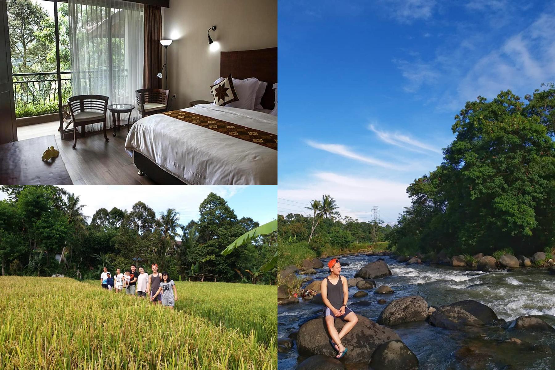 7 Penginapan Murah Di Bogor Dengan Pemandangan Alam Keren Di Bawah