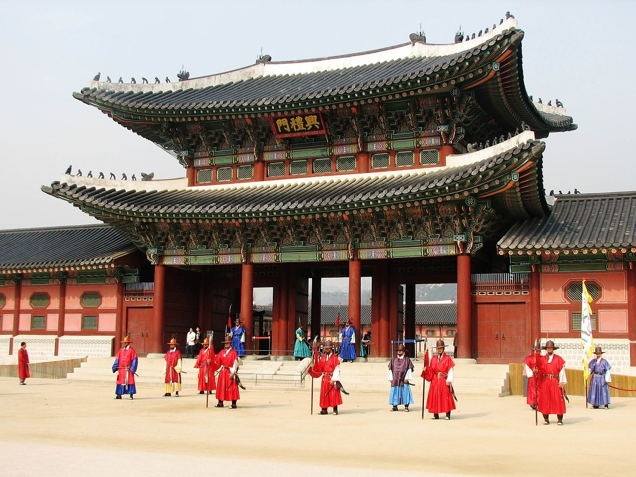 Image result for istana gyeongbokgung