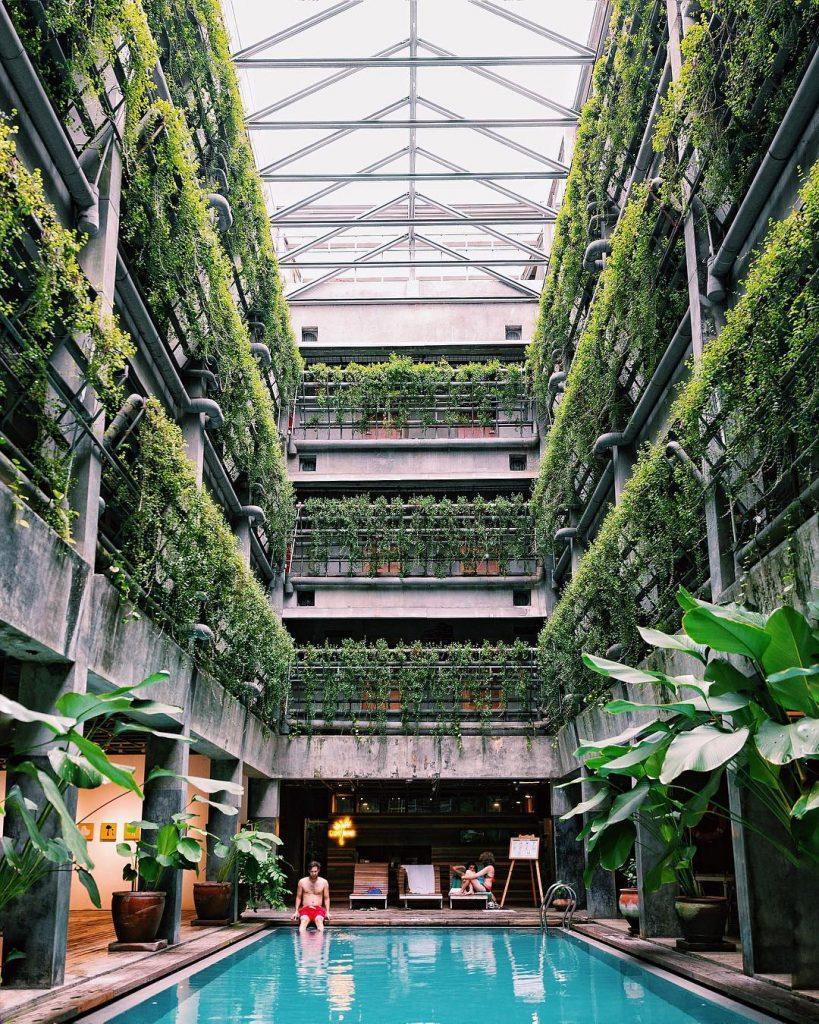 hotel ramah lingkungan