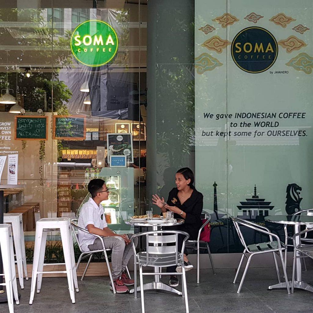 kedai kopi indonesia di luar negeri