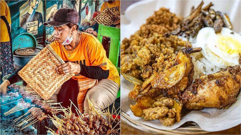 9 Kuliner Kaki Lima Di Bali Yang Murah Dan Mengenyangkan