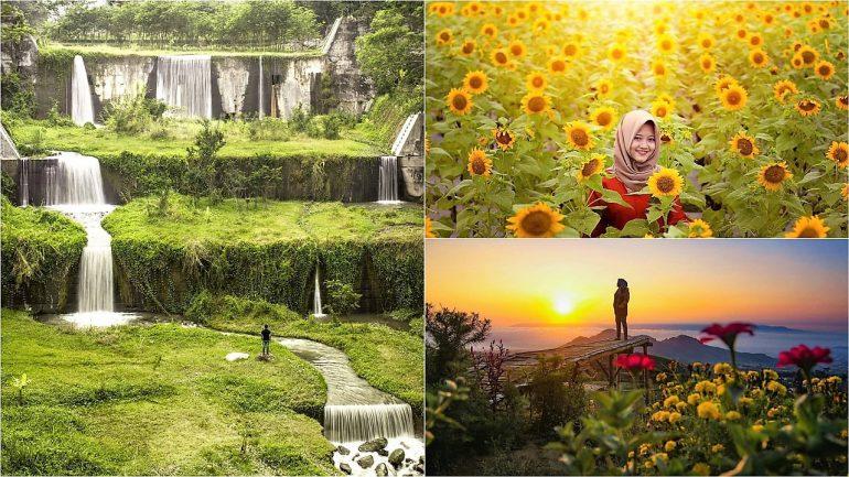 daftar destinasi wisata jogja Tidak Kalah Dari Jogja 16 Destinasi Wisata Di Magelang Ini