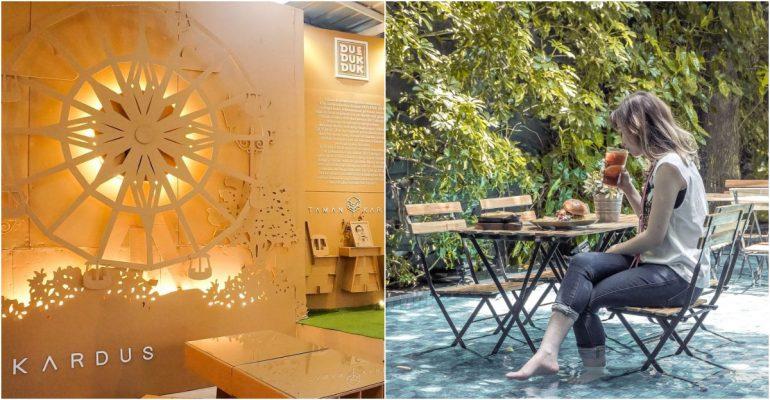 8 Kafe Unik Di Bandung Untuk Tempat Nongkrong Yang Anti