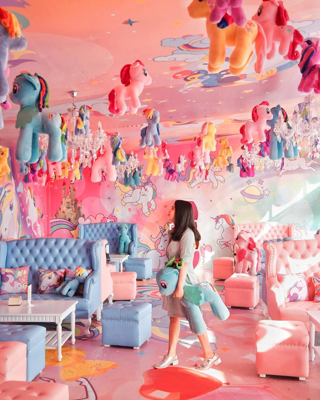 10 Kafe Serba Pink Di Jakarta Yang Instagramworthy Dan Menggemaskan