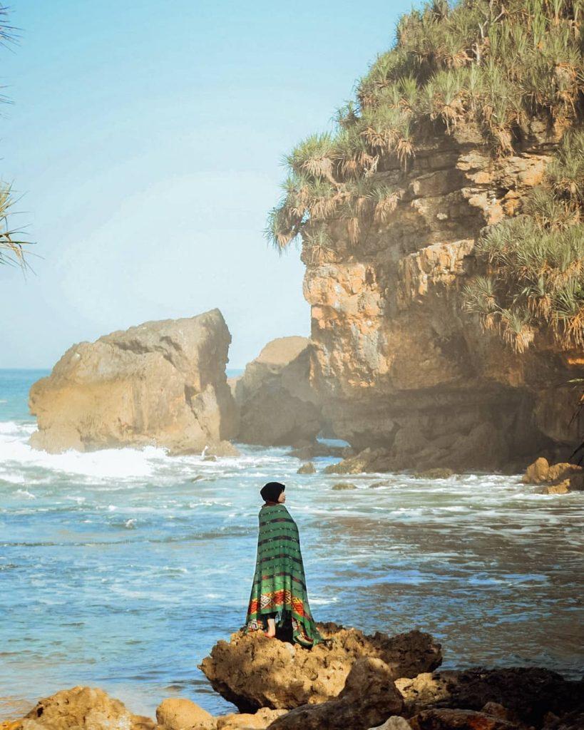 Pesona 8 Pantai Tersembunyi Gunung Kidul Cantik Dan Mengagumkan