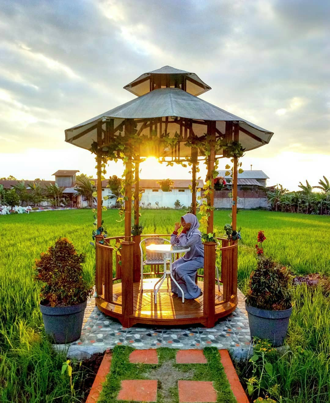 7 Destinasi Wisata Di Jombang Yang Instagrammable Dan Anti