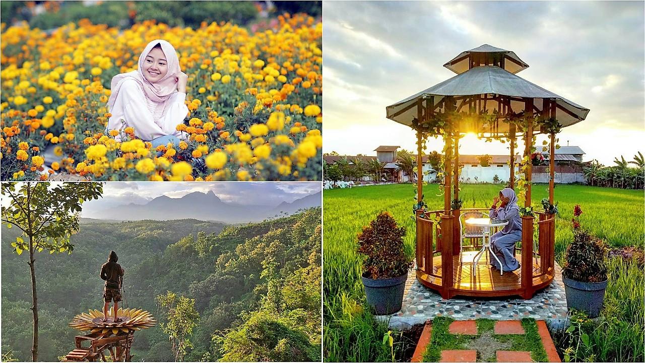 6 Destinasi Wisata Di Jombang Yang Instagrammable Dan Anti-Mainstream