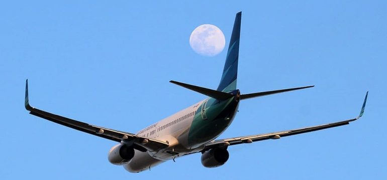 Garuda Indonesia Beri Diskon Tiket Pesawat Hingga 50 Persen