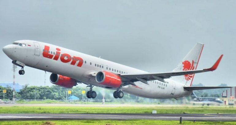 Harga Tiket Lion Air Group Turun Per 30 Maret 2019