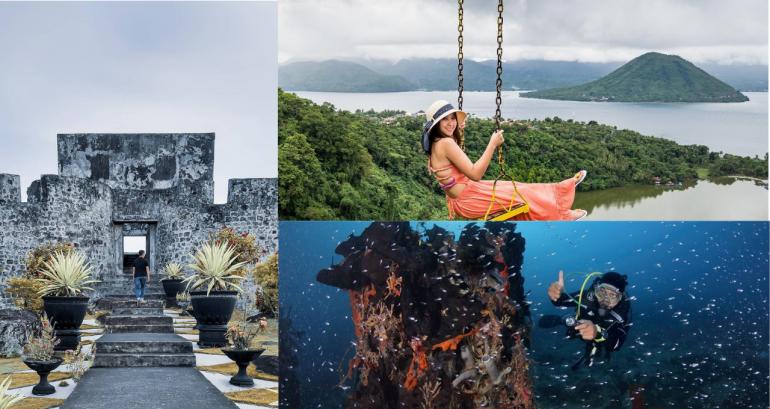 14 Tempat Wisata Ternate Yang Menakjubkan Dan Harus Kamu Kunjungi