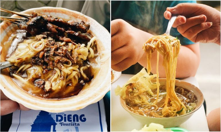 4 Warung Mie Ongklok Di Wonosobo Yang Memanjakan Lidah